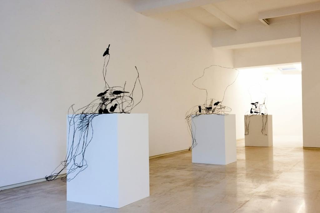 Wire Sculpture-nojavanha (1)
