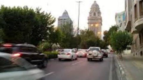 یکی از خیابان های معروف تهران دوباره تغییر نام داد