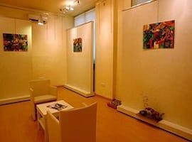 حال و هوای گالریهای تهران در پایان هفته