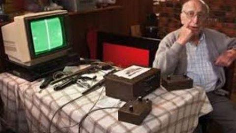 پدر بازی های رایانه ای درگذشت