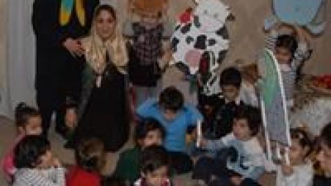 اجرای برنامه قصهگویی در موزههای تهران