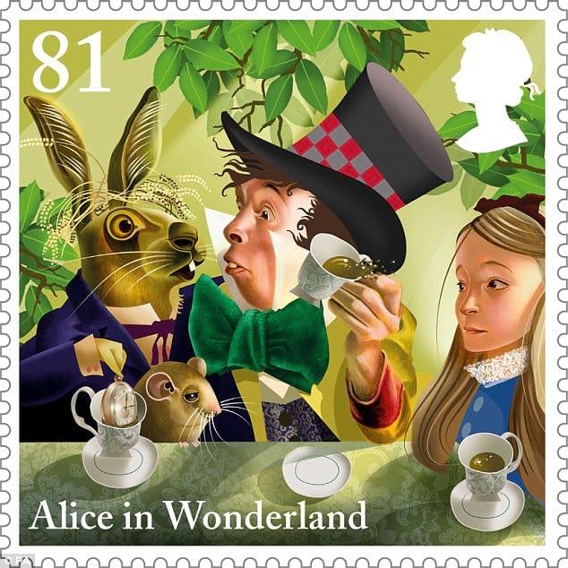 آلیس در سرزمین عجایب (1)