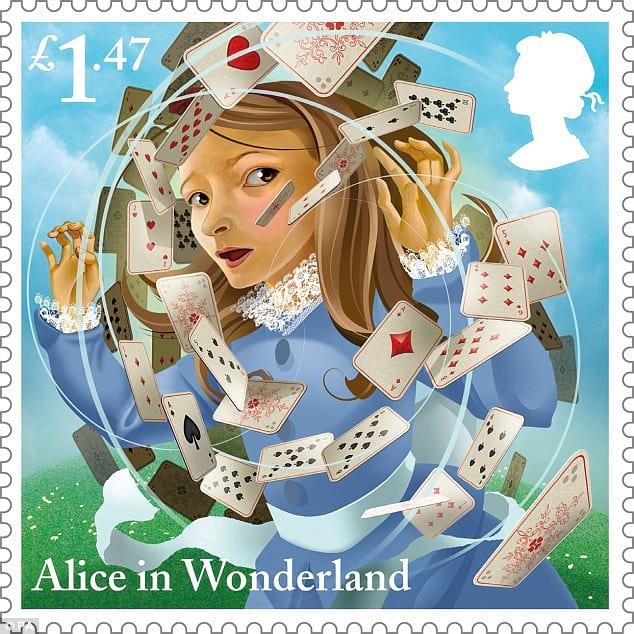 آلیس در سرزمین عجایب (10)