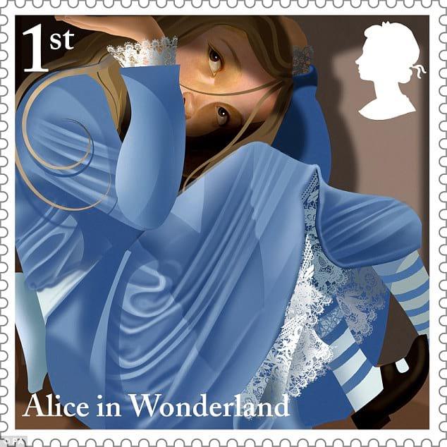 آلیس در سرزمین عجایب (2)