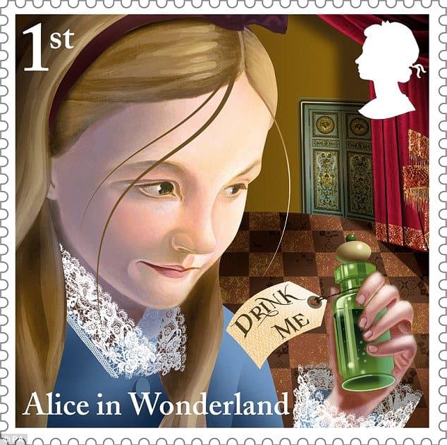 آلیس در سرزمین عجایب (3)