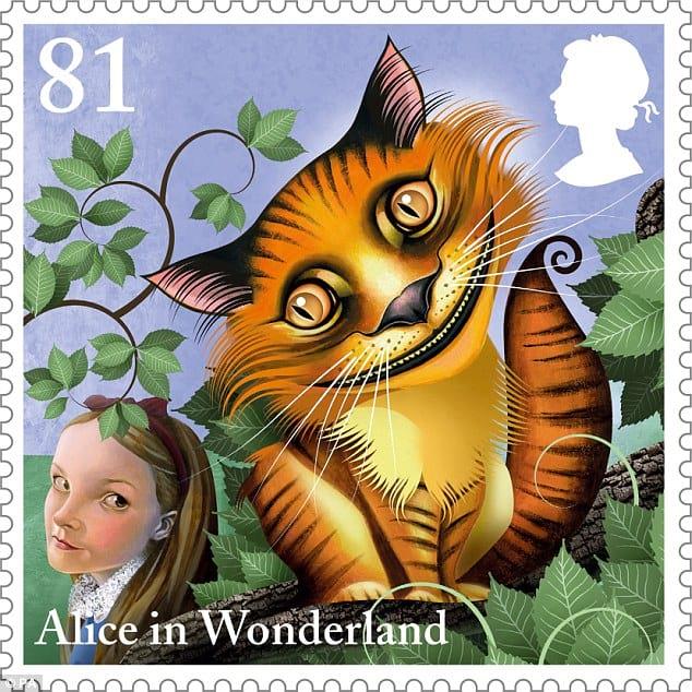 آلیس در سرزمین عجایب (4)