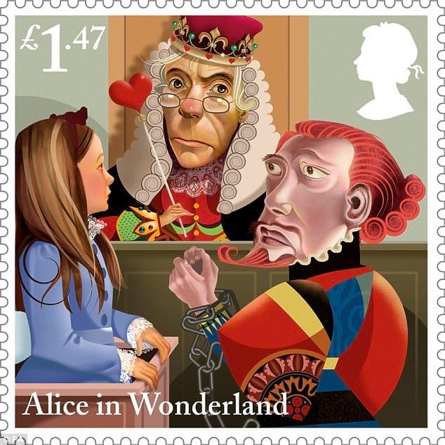 آلیس در سرزمین عجایب (5)