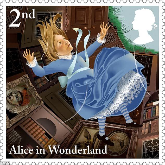 آلیس در سرزمین عجایب (6)