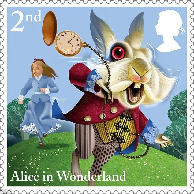 آلیس در سرزمین عجایب (7)