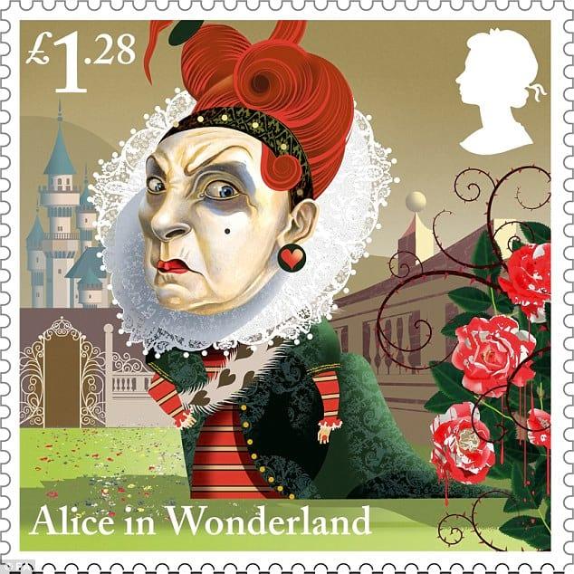 آلیس در سرزمین عجایب (8)