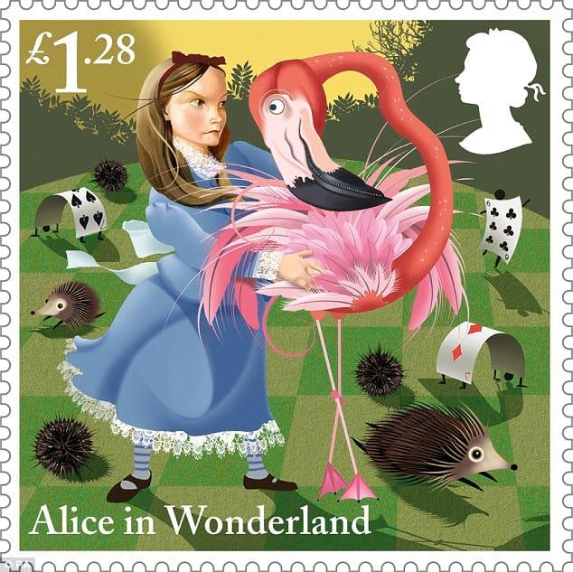 آلیس در سرزمین عجایب (9)