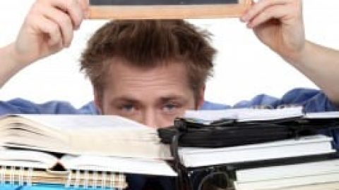 چند راه ساده برای مقابله با استرس امتحان