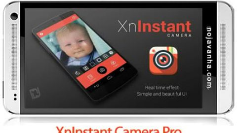 اپلیکیشن XnInstant Camera Pro – نرم افزار موبایل عکاسی حرفه ای