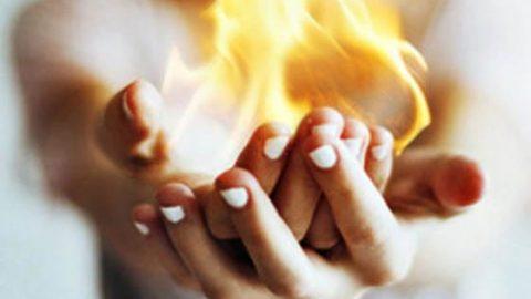 عکس های خیره کننده از بازی با آتش