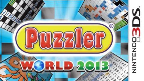 مجموعه بازی های سرگرم کننده پازل Puzzler World 2013