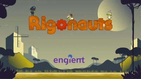 بازی کم حجم و سرگرم کننده Rigonauts