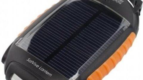 باطری خورشیدی قابل حمل