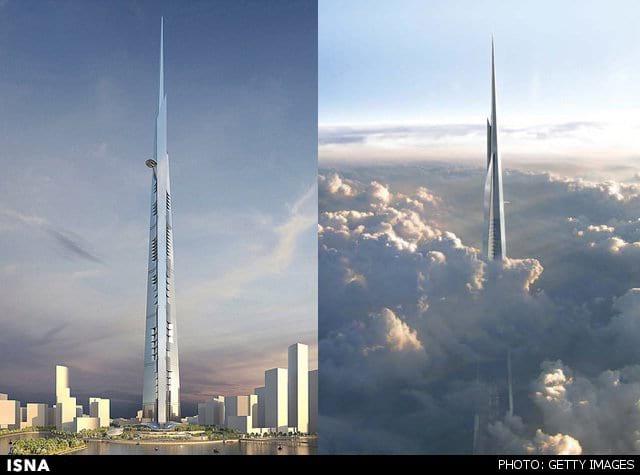 بلندترین برج(1)