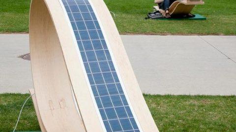 صندلی های خورشیدی