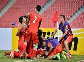 مربی فوتبال نوجوانان: با 15 بازیکن به قطر می رویم