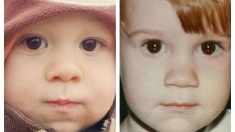 آیا می دانید والدین و فرزندان چقدر به هم شبیه اند؟