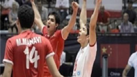 نوجوانان والیبال ایران در رده دوم رنکینگ جهانی/ جوانان در رده پنجم