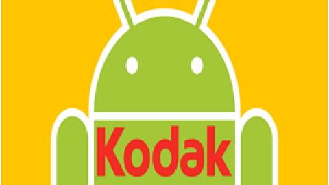 ورود کداک به دنیای تلفنهای همراه