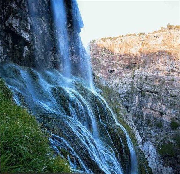 آبشار کمردوغ