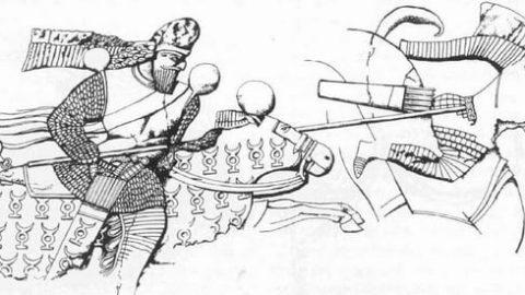 تاریخ ایران؛ پایان خاندان اشکانی