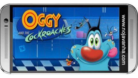 بازی موبایل اوگی و سوسک ها