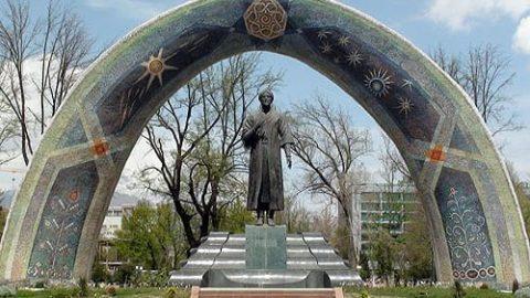 ترانه ای تاجیکی با شعر بازار صابر شاعر مشهور تاجیکان
