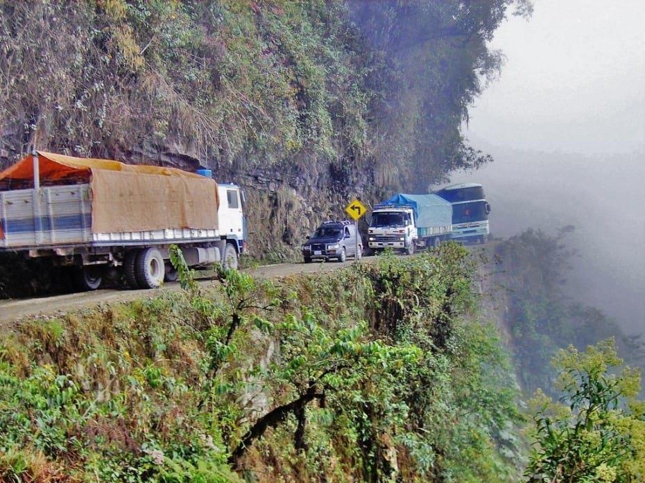 جاده های خطرناک (4)