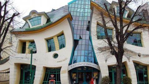 ۱۰ ساختمانی که باید ببینید تا باور کنید!