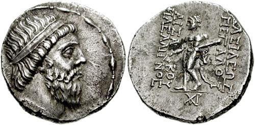 سکه های اشکانیان (1)