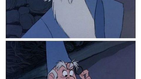 شخصیت های کارتون والت دیزنی بدون ریش