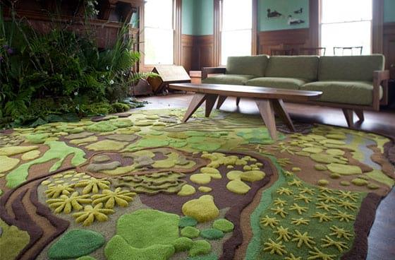 فرش های عجیب (11)
