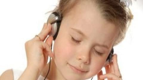 اثر موسیقی بر ذهن کودکان