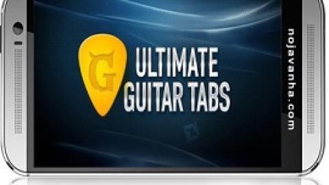 اپلیکیشن  Ultimate Guitar Tabs & Chords – نرم افزار موبایل گیتار حرفه ای