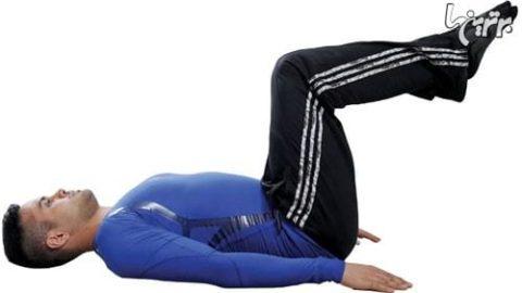 با این ورزش ها شکم تان تخت می شود