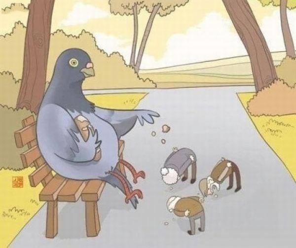 کاریکاتور مفهومی (3)