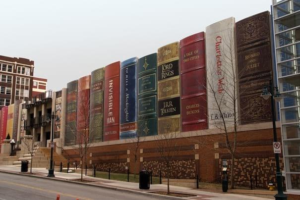 کتابخانه کانزاس سیتی