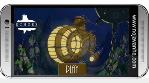 بازی موبایل انعکاس: اکتشاف در دریا