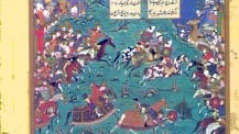 تاریخ ایران از نگاه شاهنامه
