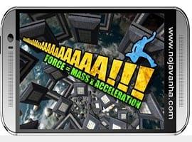 بازی موبایل سقوط از ارتفاع