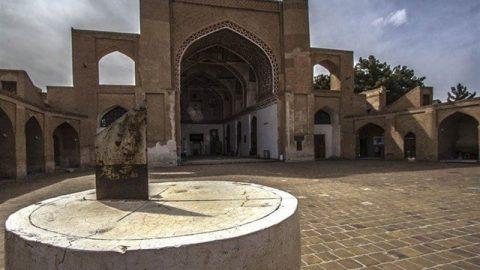 مسجد جامع قاین
