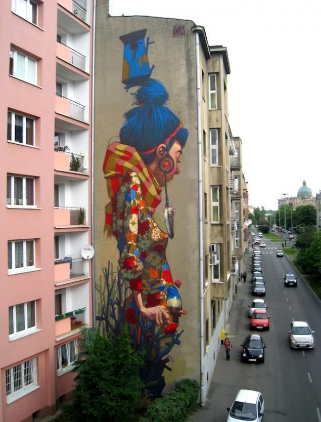 نقاشی روی دیوار (18)