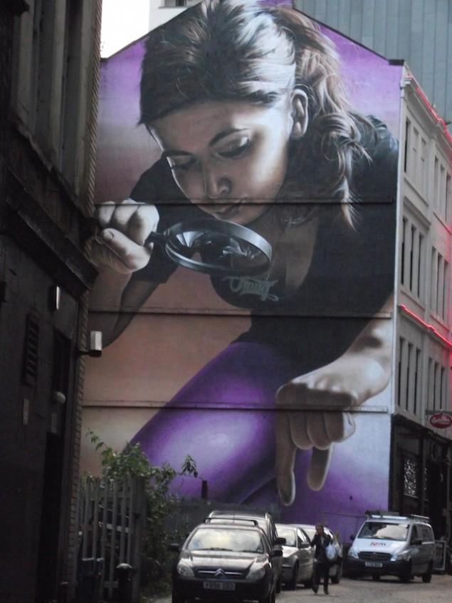 نقاشی روی دیوار (19)