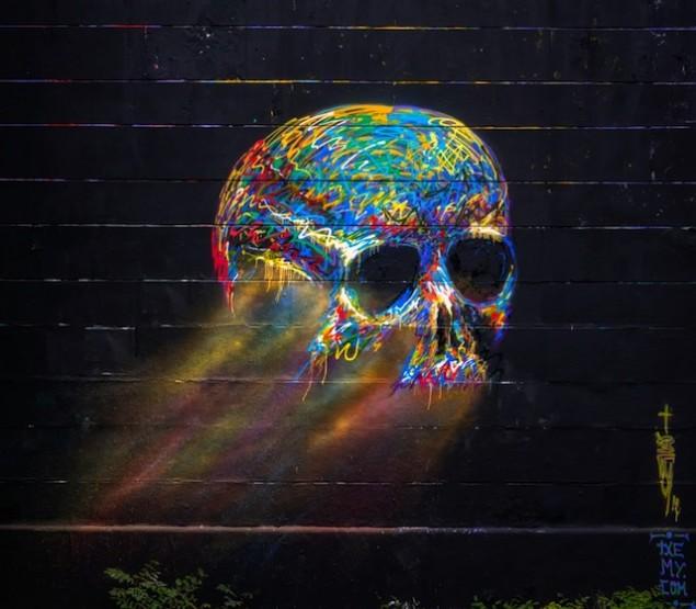 نقاشی روی دیوار (21)