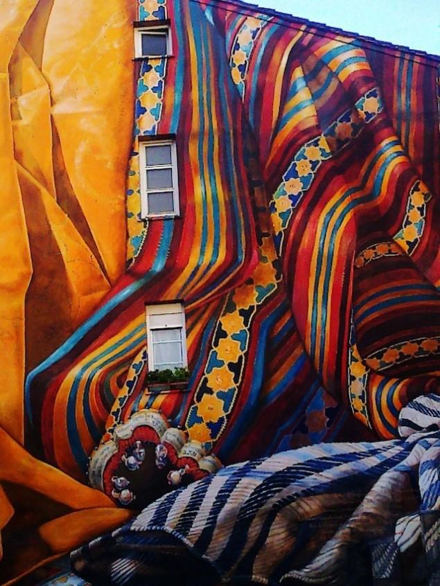 نقاشی روی دیوار (34)