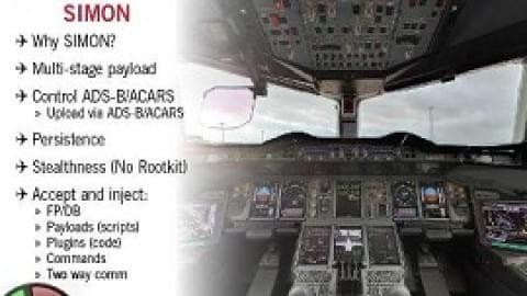 هک کردن هواپیما با گوشی اندروید
